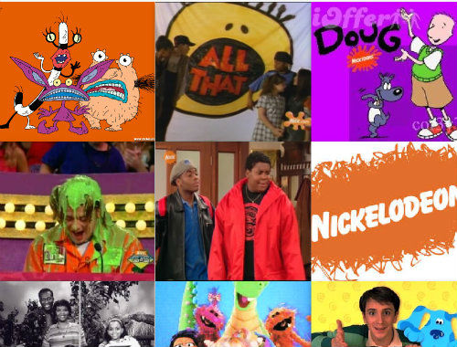 Our Favorite '90s Kids Shows