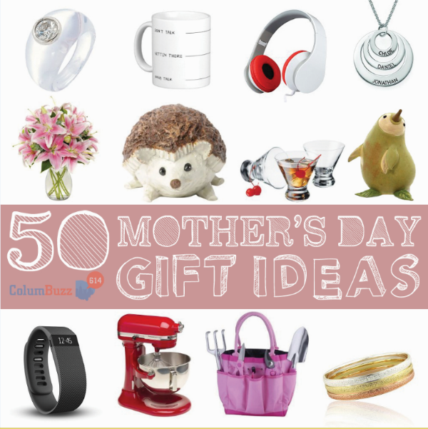 50 Mother's Day Gift Ideas 2015