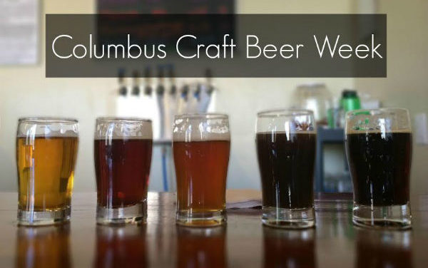 Cheers to Columbus Craft Beer Week: Guide