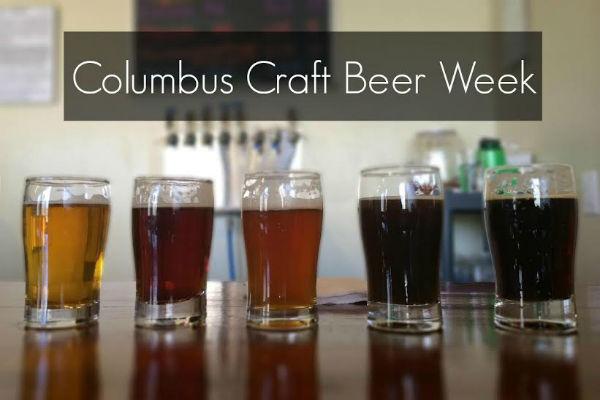 Cheers to Columbus Craft Beer Week: Guide