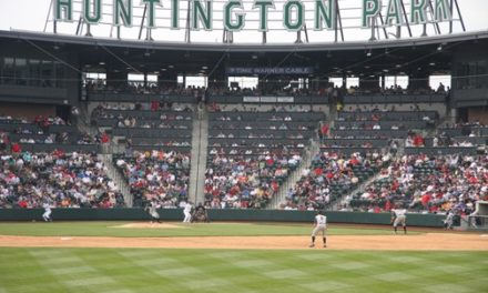 Take Me Out To The Ballgame: Columbus Clippers' Style