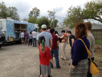 Food Truck Review: Ajumama